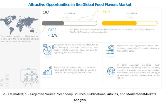 Food Flavors Market
