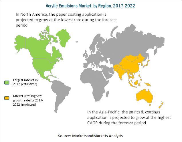Acrylic Emulsions Market