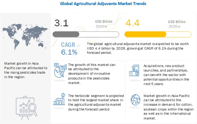 Agricultural Adjuvants Market