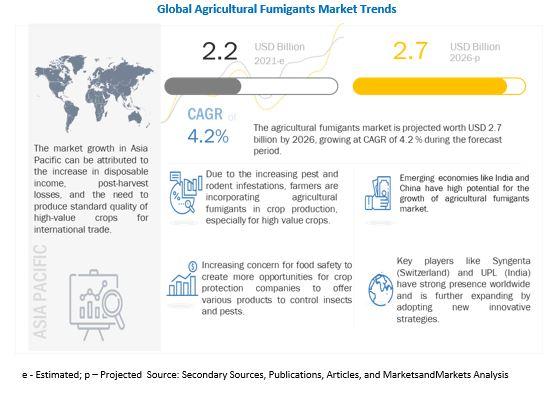 Agricultural Fumigants Market