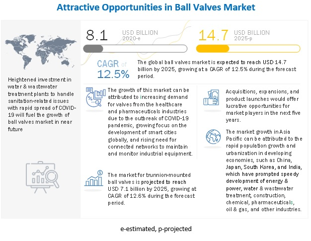 Ball Valves Market