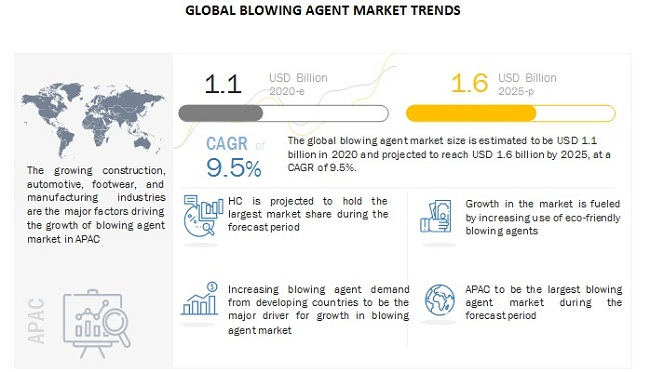 Blowing Agent Market