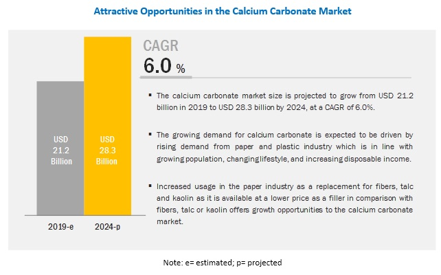 Calcium Carbonate Market