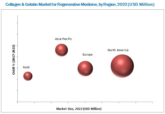 Collagen & Gelatin Market for Regenerative Medicine
