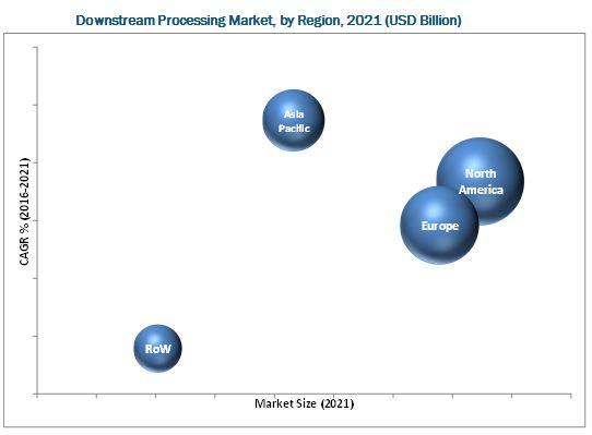 Downstream Processing Market-By Region