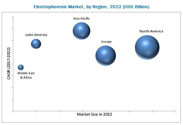 Electrophoresis Market-By Region