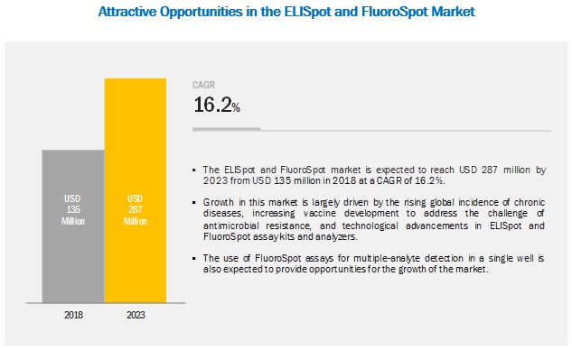 ELISpot and FluoroSpot Assay Market
