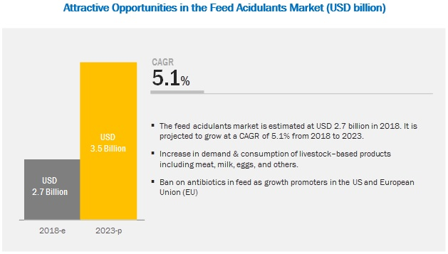 Feed Acidulants Market