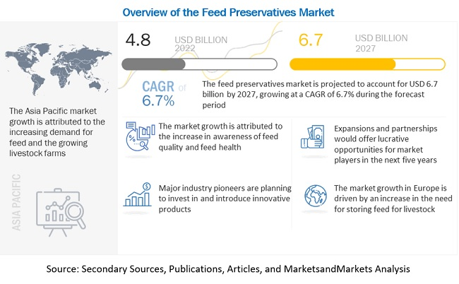 Feed Preservatives Market