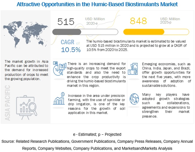 Humic-based Biostimulants Market