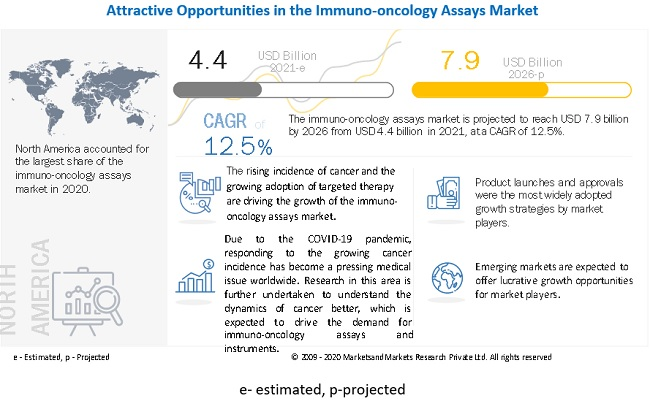 Immuno Oncology Assays Market - Demand For Research On COVID-19 and Oncology Driving Market Growth