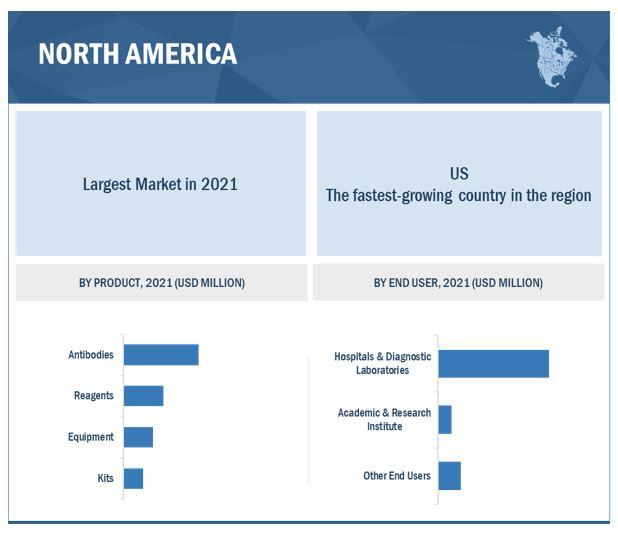 Immunohistochemistry Market by Region