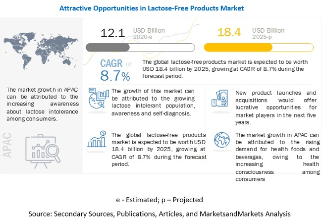 Lactose-Free Products Market