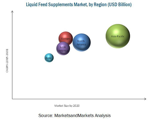 Liquid Feed Supplements Market