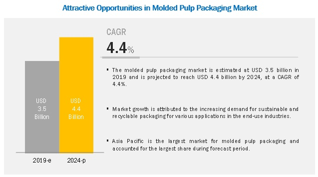 Molded Pulp Packaging Market Analysis | Recent Market Developments