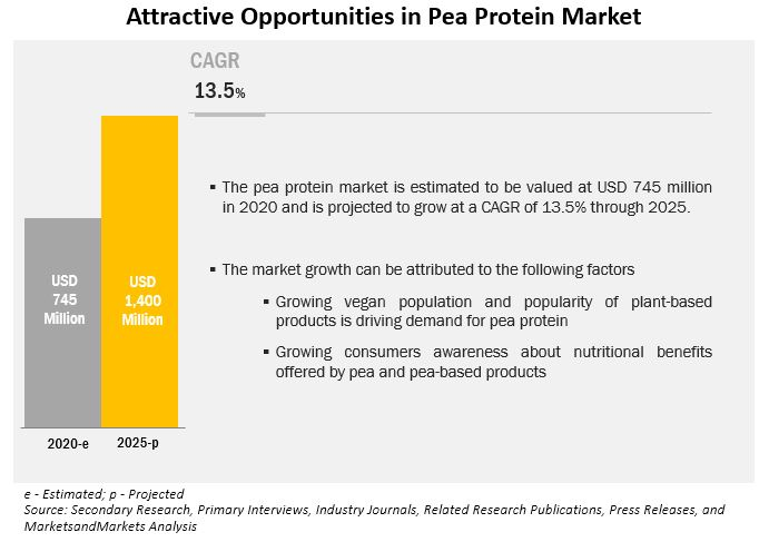 Pea Protein Market Growth Opportunities