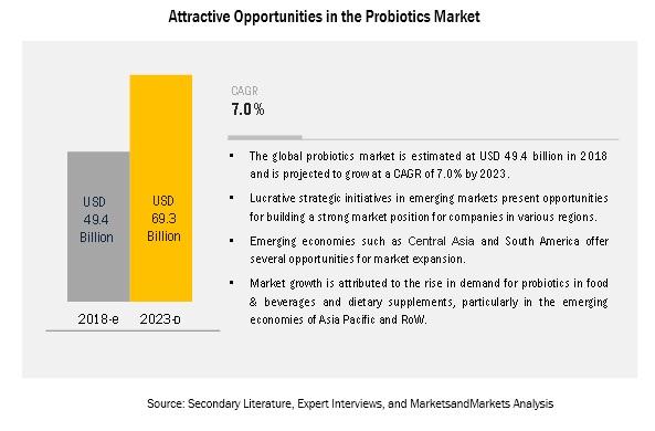 Probiotics Market by Ingredient, Form, Application, End User