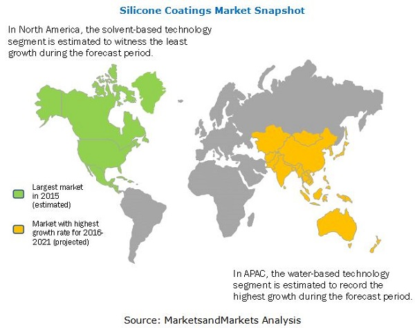 Silicone Coatings Market