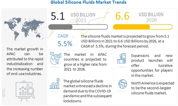 Silicone Fluid Market