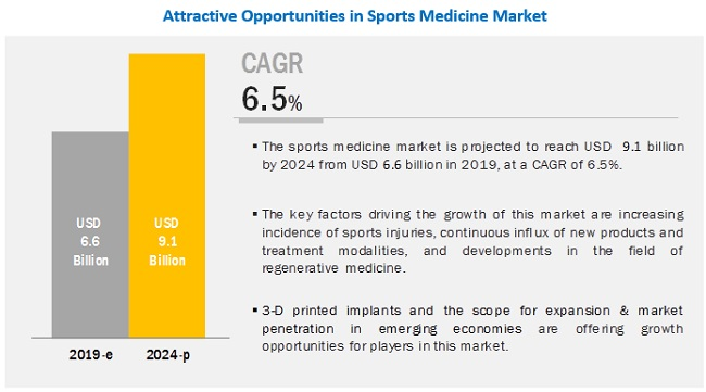 Sports Medicine Devices Market - Global Industry Dynamics