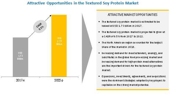 Textured Soy Protein Market Share