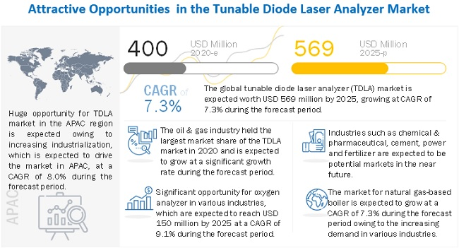 Tunable Diode Laser Analyzer (TDLA) Market