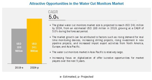 Water Cut Monitors Market